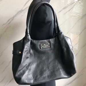 Kate Spade ♠️ Black purse